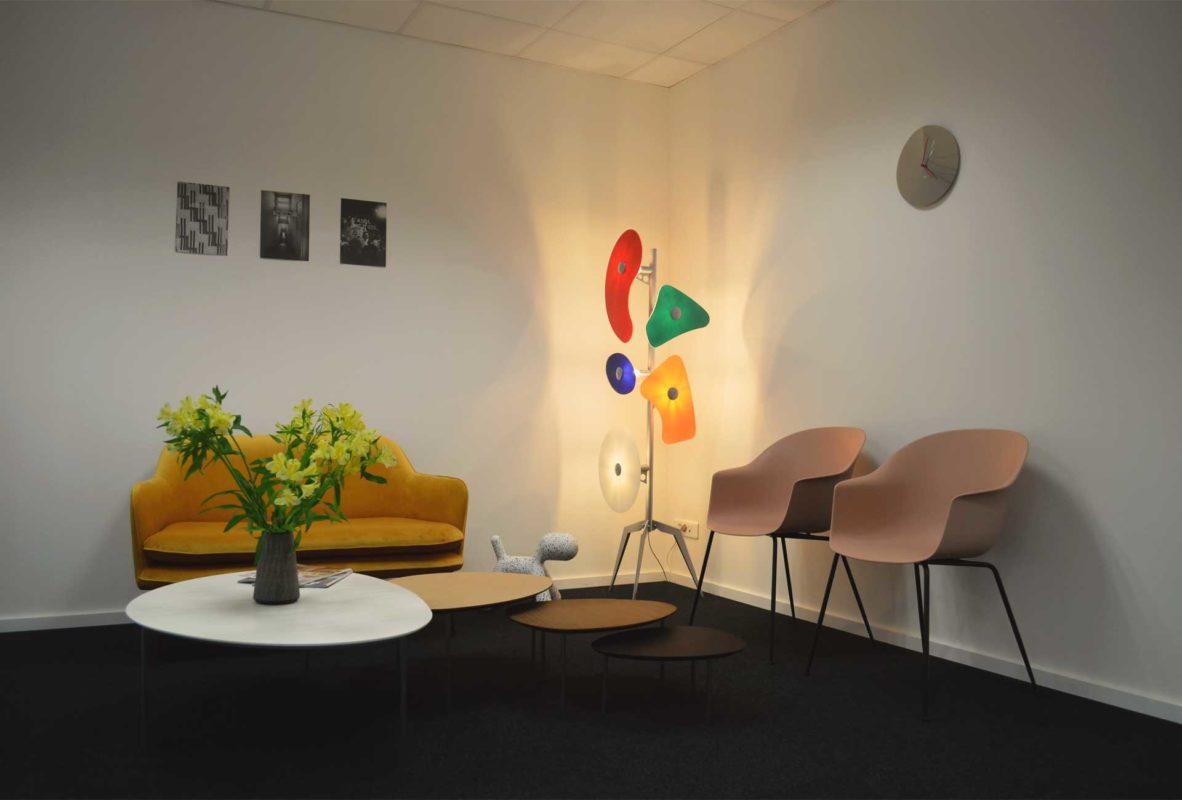 amenagement salle d attente mobilier design