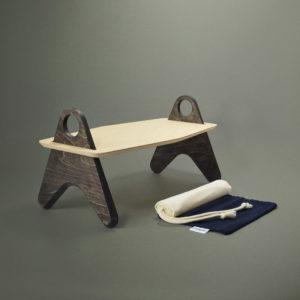 table de pique nique MEZZE et son pochon