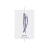 carte postale sardine méditerranée